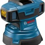 Gros plan sur le laser de sol GSL2 Professional