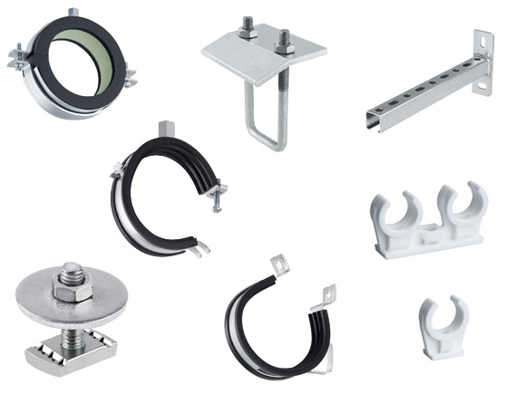Serflex gamme supportage