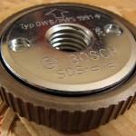 L'écrou de serrage rapide SDS-Click
