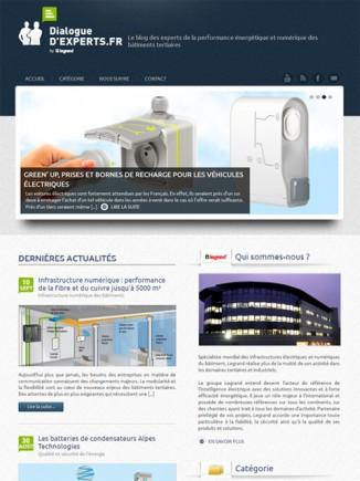 Le blog des experts de la performance énergétique et numérique des bâtiments tertiaires
