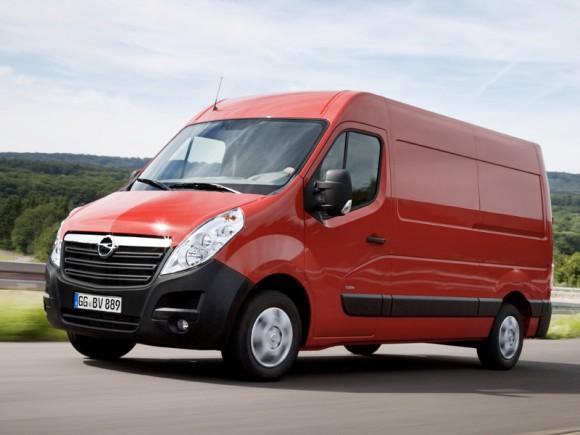 Opel Movano: Sobriété, confort et sécurité
