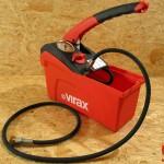 La nouvelle pompe d'épreuve compacte 5L de Virax 262035