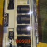 Coffret de douilles Bosch 1/2 idéale pour le mode boulonneuse de la GDX