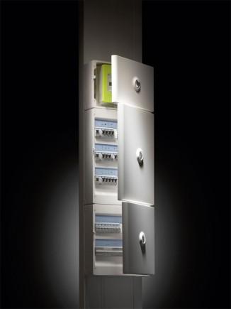 Le tableau électrique redessiné pour une meilleure intégration en résidentiel et petit tertiaire