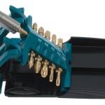 Le coffret d'embouts IMPACT GOLD TORSION et ses 11 accessoires