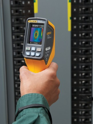Le VT 02 permet la détection de la surchauffe de fusibles, disjoncteur, interrupteur, conducteurs, connecteurs