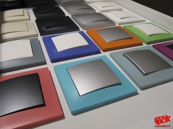 Corail, lagon, opale...tels sont les couleurs du nouvelles design pop!