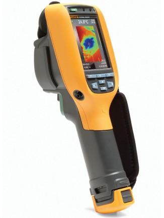 La caméra thermique TiR105 intègre la technologie iR-Fusion pour obtenir une image du réel avec l'infrarouge