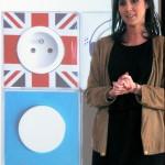 Remarquée pour son art dans le home staging, Aurélie Hemar apportait son avis sur la nouvelle gamme Odace You