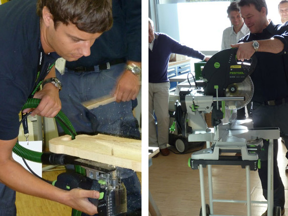 Festool Roadshow Europe Tour 2013