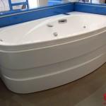 La baignoire Milonga aux nouvelles dimensions de 170 cm