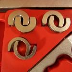 Les inserts pour les diamètres 12, 16 et 20